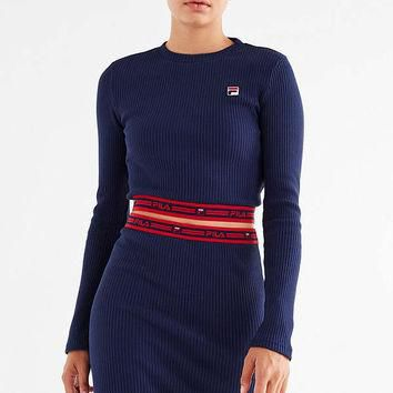 FILA Cathy Bodycon Skirt   Urban Outfitters