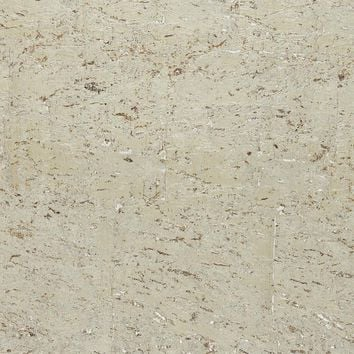 Scalamandre Wallpaper WP88336-008 Metal Cork Alabaster