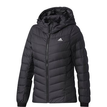 adidas outdoor Womens Climawarm Soft Down Jacket
