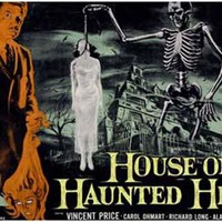 House on Haunted Hill Vincent Price Movie Poster 11x17