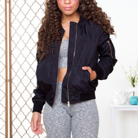Live Out Loud Jacket - Black