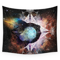 Society6 It's Complicated V. 3: In Space Wall Tapestry