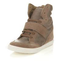 Anderson Stone High Top Wedge - Shoes