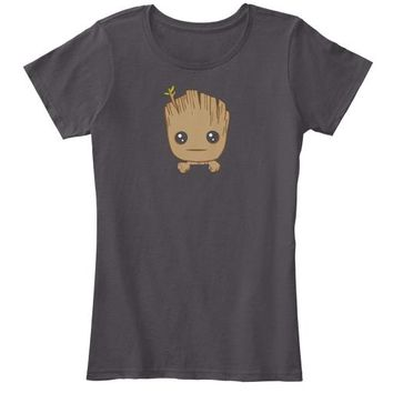 Pocket Groot T Shirt Valentine For Her H