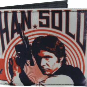 Star Wars Han Solo Retro Wallet