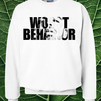 drake worst behavior - revisi Sweatshirt