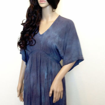 Tie Dye Dress, Tunic, Hippie Dress, Bohemian, Party Dress