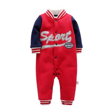 Baby Rompers Long Sleeve Baby Boy Girl Clothing Jumpsuits Children Autumn Clothing Set Newborn Baby Clothes Cotton Baby Rompers