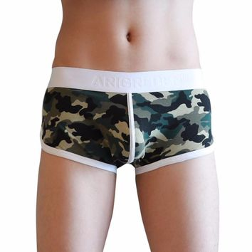 Men's Boxer Briefs Trunks - Available in 3 Patterns