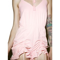 LOVESTRUCK PLAYSUIT