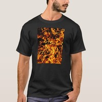 GUYS SCI-FI GOLD T-SHIRT