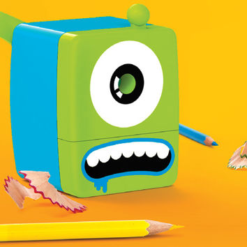 MONSTER PENCIL SHARPENER