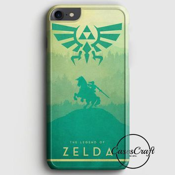 Legend Of Zelda Game iPhone 7 Case | casescraft
