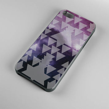 DS290-iPhone Case - Iphone 5 case-Iphone 5s case - Iphone 4 case - Iphone 4s case - Iphone Cover -Galaxy Space Cosmos iPhone Case