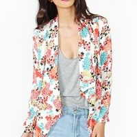 Hot Bloom Jacket