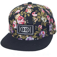 Paper Root The Mekalekahi Floral Snapback : Karmaloop.com - Global Concrete Culture