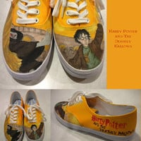 Custom Harry Potter Shoes