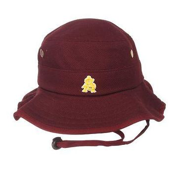 Licensed Arizona State Sun Devils Official NCAA Coach Small Bucket Hat Cap by Zephyr KO_19_1