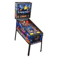 Stern The Rolling Stones Pro Arcade Pinball Machine