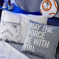 Star Wars May The Force Be With You Throw Pillow