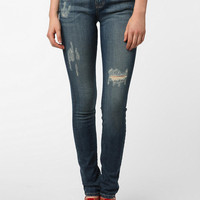 BDG Cigarette High-Rise Jean - Washed Indigo