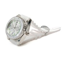 2 Layer 1PC Mini Hidden Metal Wrist Watch Grinder