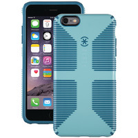 SPECK 73428-C055 iPhone(R) 6 Plus/6s Plus CandyShell(R) Grip Case (River Blue/Tahoe Blue)