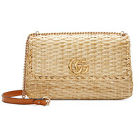 Gucci Wicker small shoulder bag