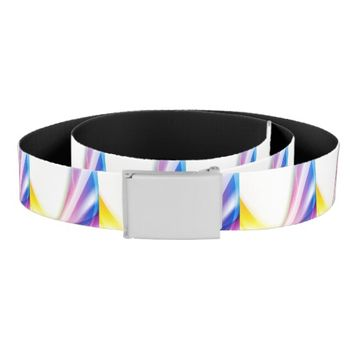 Abstract Swirl 1 Belt