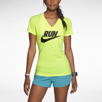Nike Legend Run Swoosh Women's Running Shirt