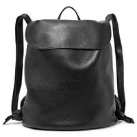 The Row - Textured-leather backpack