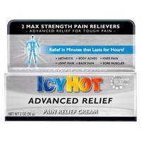 IcyHot Advanced Pain Relief Cream - 2 oz