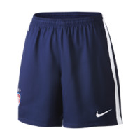 Nike 2015 U.S. Stadium Home/Away Women's Soccer Shorts