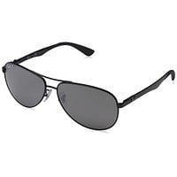 Ray-Ban Men's 0Rb8313 Aviator Sunglasses