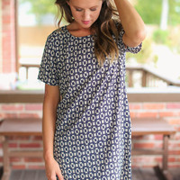 Better Together Dress - Navy