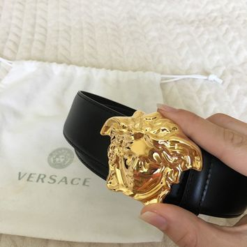 VERSACE BELT MEN SIZE 90 NEW