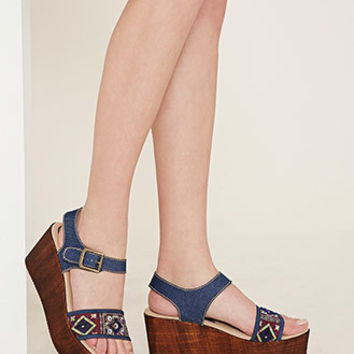 Sbicca Wedge Sandals