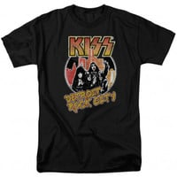 KISS Detroit Rock City Adult T-shirt - KISS - K - Artists/Groups - Rockabilia