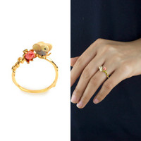 Stylish New Arrival Jewelry Gift Shiny Accessory Ring [4989658436]