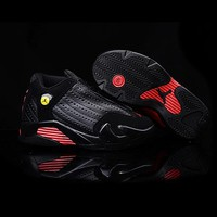 Nike Jordan Kids Air Jordan 14 Retro 311832-061 Kids Sneaker Shoe US 11C - 3Y