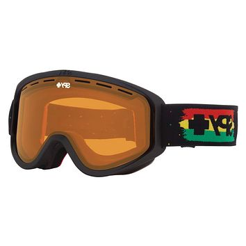 Spy - Woot Blaze Goggles, Persimmon Lenses