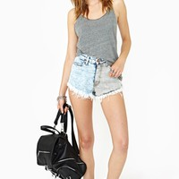 Tough Side Cutoff Shorts