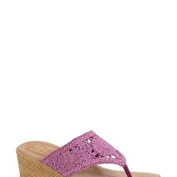 "Women's Sbicca 'Huntington' Wedge Sandal, 2"" heel"