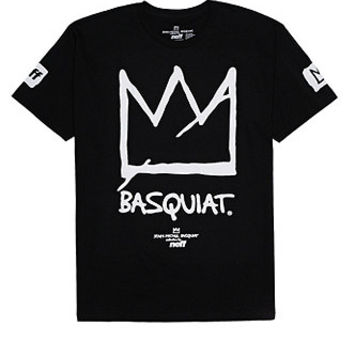 Neff x Basquiat Crown T-Shirt at PacSun.com
