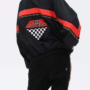Powerhouse Jacket - Reversible Bomber Jacket | P.E Nation