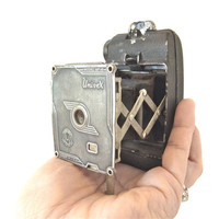 antique camera pocket univex vest pocket vintage camera 1930s