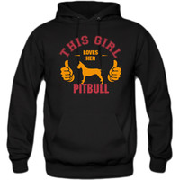 this-girl-loves-her-pitbull-t-shirt-design hoodie