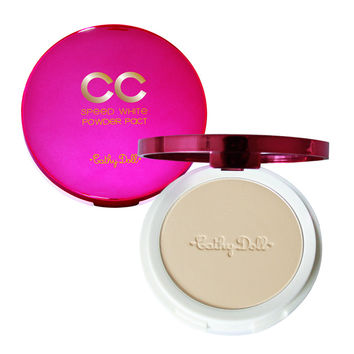 Cathy Doll CC Speed White Powder Pact SPF 40 Compact Powder