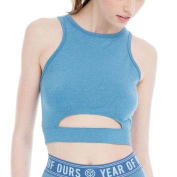 Year of Ours - Cut Ot Bra - Denim Blue