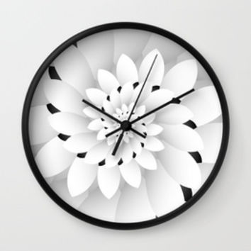 Wall Clocks by Rizwana Khan | Society6